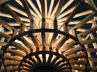 Lustre Isaac par Anja Clerc Design Éclectique