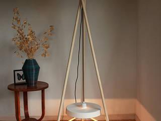 Lampadaire Tipi par Anja Clerc Design Scandinave