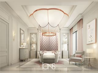 Villa Interior Design – Bedroom Design Ideas for Young Girls IONS DESIGN Minimalist bedroom Marble Pink