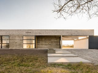Casa Corzuelas Casas minimalistas de TECTUM Minimalista