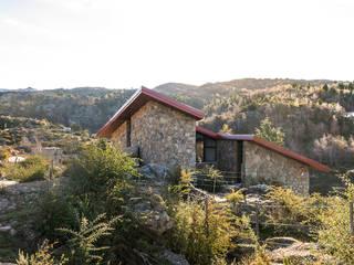 Casa en Cumbrecita de TECTUM Moderno
