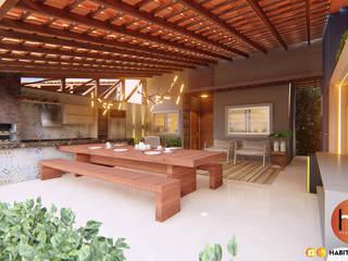 by Habitus Arquitetura Modern