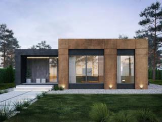 Casas unifamiliares de estilo  por Need Design