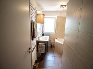 Badsanierung aus einer Hand zum Festpreis Moderne Badezimmer von Bad Campioni Modern