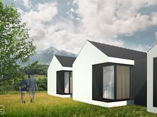 من Atelier 72 - Arquitetura, Lda حداثي