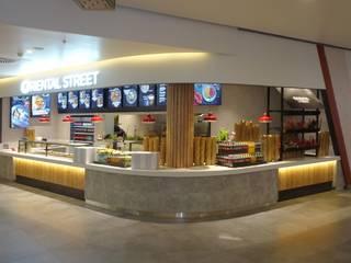 Oriental Street Moderne Gastronomie von ABC Complett Ladeneinrichtungs GmbH Modern