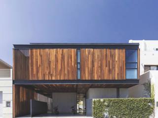Casa Diaz : Casas multifamiliares de estilo  por Arquitectos IA,