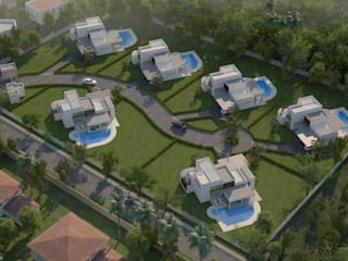 :  de estilo  por Nagui Sabet Arquitectura