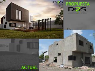 by DOS Arquitectura y construcción