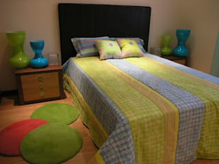 Dormitorios de estilo moderno de Atelier Ana Leonor Rocha Moderno