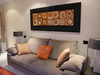 Livings de estilo moderno de Atelier Ana Leonor Rocha Moderno