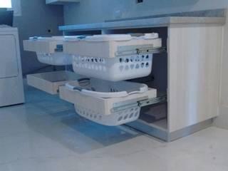 Cuarto de lavado de Arq.Noemi Duran Clásico