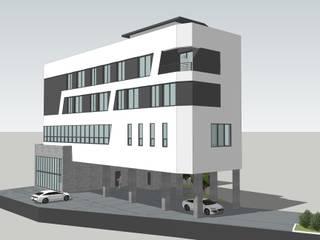 오산주택: 건축일상의 현대 ,모던
