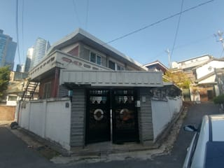 現代  by 건축일상, 現代風