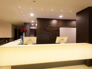 Hoteles de estilo  por BG arquitetura | Projetos Comerciais, Moderno