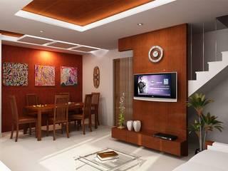 Monoceros Interarch Solutions Livings de estilo moderno