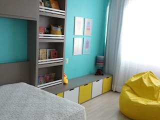 Rita Corrassa - design de interiores Nursery/kid's roomToys