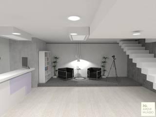 por Arquimundo 3g - Diseño de Interiores - Ciudad de Buenos Aires Minimalista
