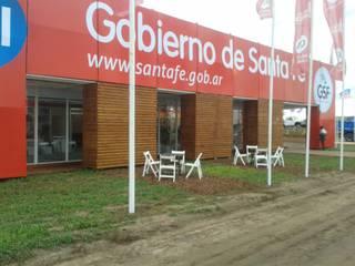 por Faerman Stands y Asoc S.R.L. - Arquitectos - Rosario
