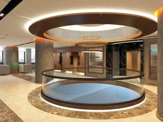 Projekty,  Hotele zaprojektowane przez Meteor Mimarlık & Tasarım