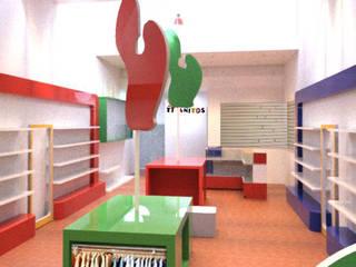 von Faerman Stands y Asoc S.R.L. - Arquitectos - Rosario Minimalistisch