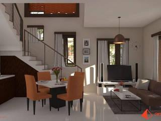 Rumah Bima aradigma Ruang Keluarga Minimalis