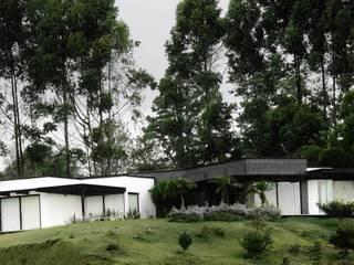 od Andrés Hincapíe Arquitectos A H A Nowoczesny