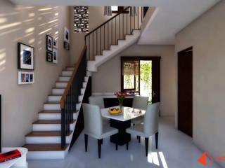 Rumah Arjuna aradigma Ruang Keluarga Minimalis