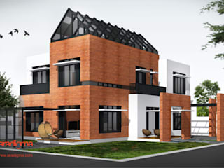 Rumah Merah aradigma Rumah tinggal