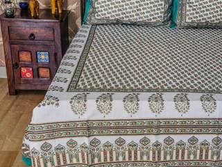 :  de estilo  por Jaipur Bedsheet,