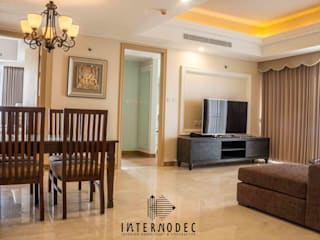 Classic style dining room by Internodec Classic