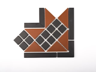 Victorian Tile Collection - Clifton Borders & Corners:   by Victorian Collection