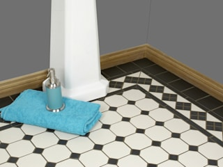 Victorian Floor Tiles:  Floors by Victorian Collection