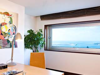 Modern study/office by Barbot Modern