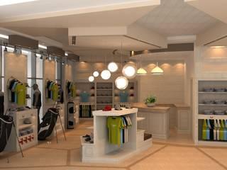 Shopping Centres by ŞEBNEM MIZRAK