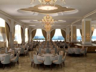 Hotels by ŞEBNEM MIZRAK