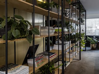 Study/office by PASQUINEL Studio,