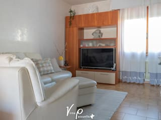 Home Staging Immobile Abitato - Casa Challenge di VP+ Home Staging