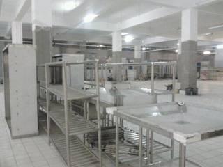 Restoran dapur & peralatan supermarket:  Pusat Perbelanjaan by Intercon Advansindo
