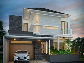 Private House:  Rumah by Arsitekpedia