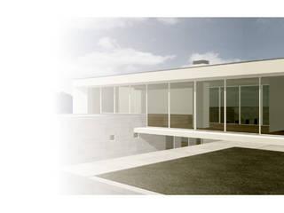 Moradia em Benavente - 2010:   por MCA -  marquescarvela, arquitectura