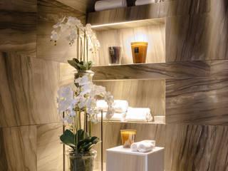 Showroom Braga: Hospitais  por Mercado da Pedra,Moderno