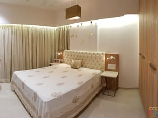 Bedroom design Ideas:  Bedroom by Chawla N Associates