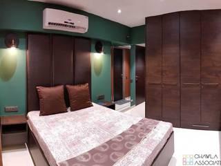 Bedroom Design Ideas:  Bedroom by Chawla N Associates