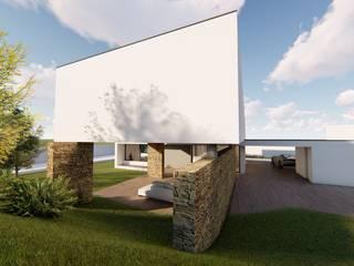 วิลล่า โดย Jesus Correia Arquitecto,
