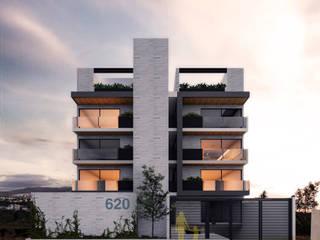 WERHAUS ARQUITECTOS Casas de estilo minimalista