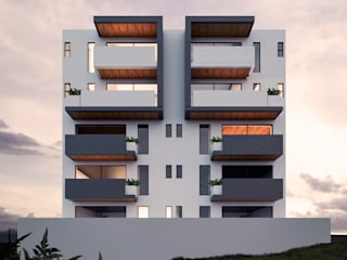 Minimalist house by WERHAUS ARQUITECTOS Minimalist