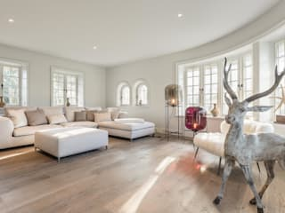 Salones rurales de Home Staging Sylt GmbH Rural