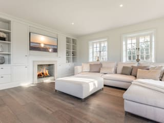 Livings de estilo de Home Staging Sylt GmbH Rural