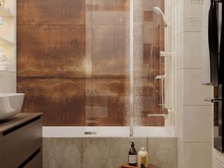 Савёловский сити: Ванные комнаты в . Автор – MBM studio,